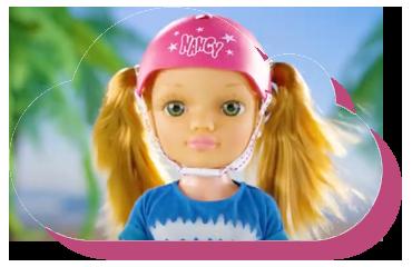 Nancy, un giorno sul mio hoverboard